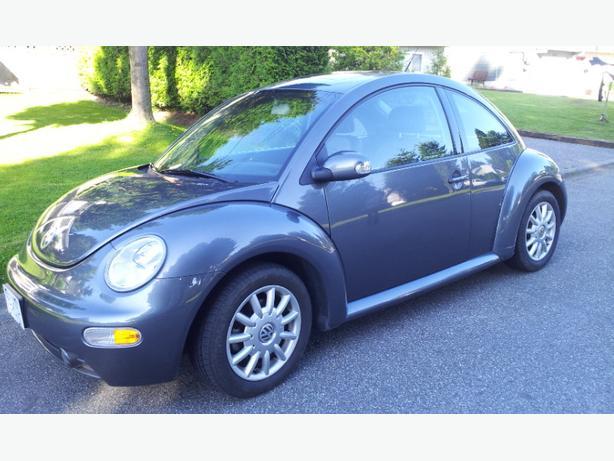 2004 Volkswagen Beetle GLS 5spd - $6000 (surrey)