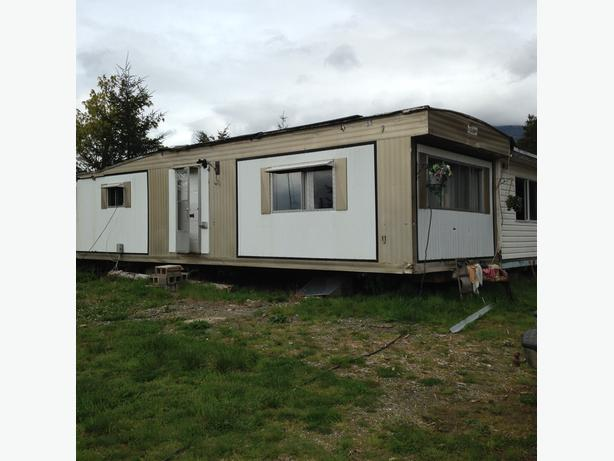 Mobile home port alberni ukee One bedroom one bath mobile home