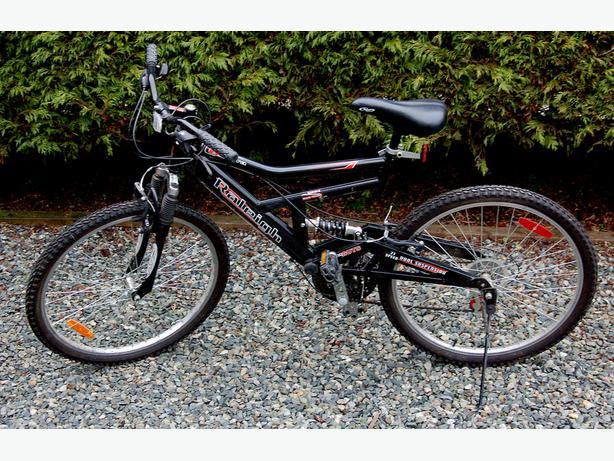 Raleigh 20 34 52c M 21 Speed Tora Mountain Bike Malahat