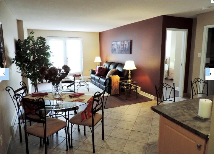 1 Bedroom Apartment All Inclusive Nepean Ottawa