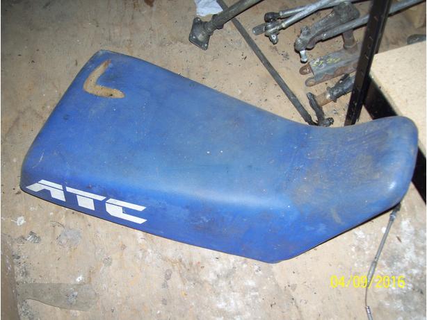 Honda 250R ATC seat