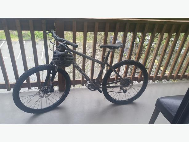 Mountain bike - barley used