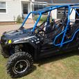 2014 Polaris RZR4 800cc High Output - Power Steering (Like New)