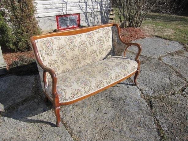 Vintage Love Seat - Reduced Price
