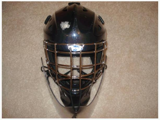 ITECH profile 1200 goalie mask
