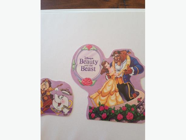 Beauty and the Beast trading cards