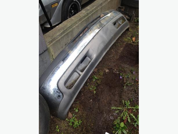 2000 Silverado front bumper
