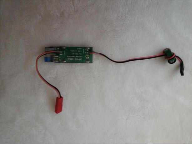 uBEC HobbyWing 5/6v 3 Amp switching