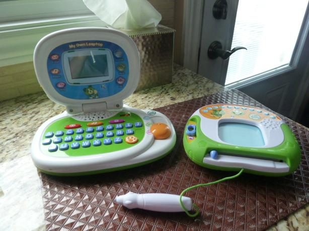 2 Educational Leapfrog toys