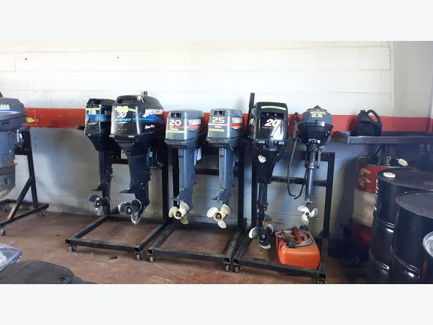 Used Outboards All Sizes Financing Available Prince