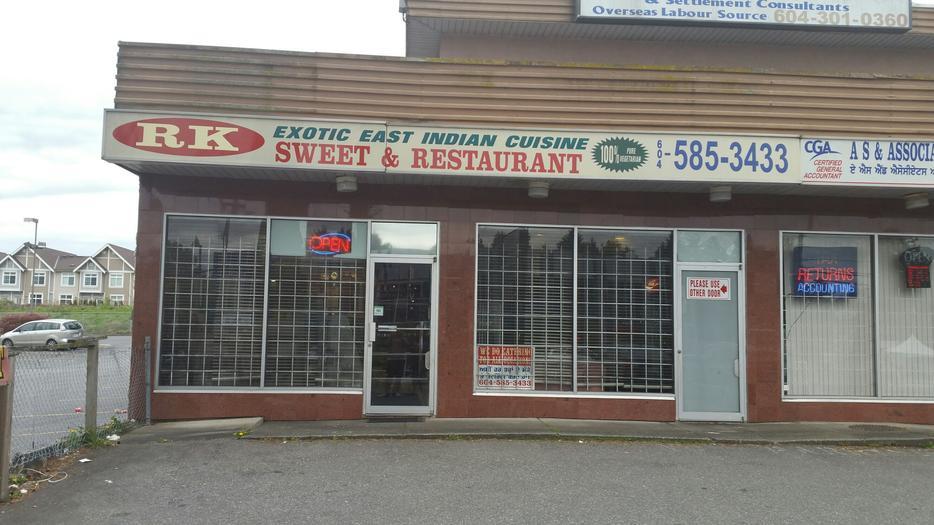 Indian Restaurant In Parry Sound