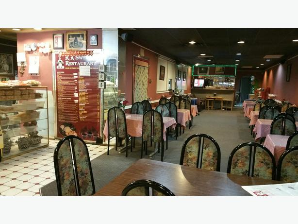 Established Indian Sweets & Restaurant for sale!