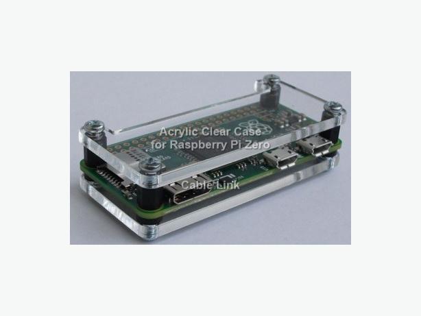 Acrylic Protective Case Enclosure Kit For Raspberry Pi Zero