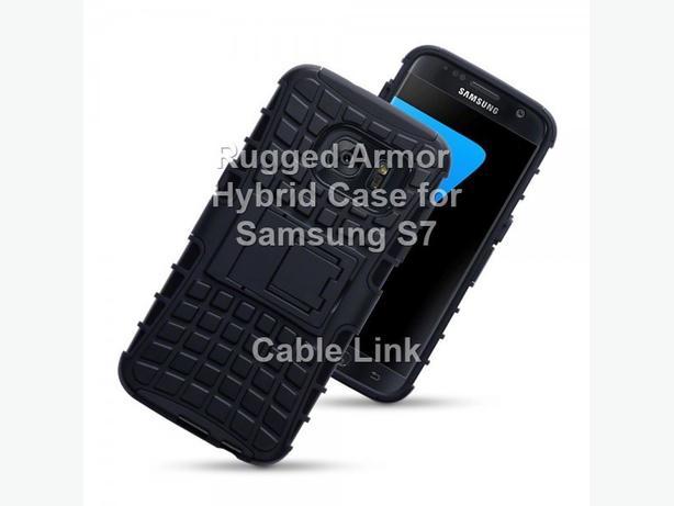 Hybrid Rugged Heavy Duty Armor Case for Samsung Galaxy S7 G9300