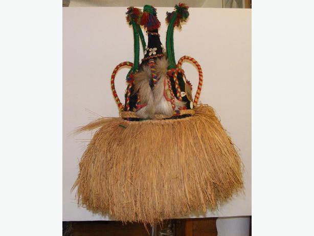 Mukenga Dance Mask