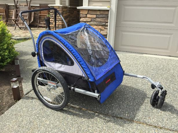 Schwinn 2 Seat Bike Trailer North Nanaimo Nanaimo