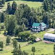 60 acres farm with  4 bed century home