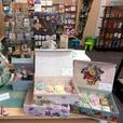 new @ Hallmark in Barrhaven - handmade natural soaps