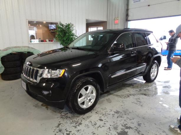 2012 Jeep Grand Cherokee #3618 Indoor Auto Sales Winnipeg