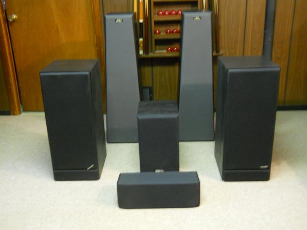 High Definition Loudspeaker System