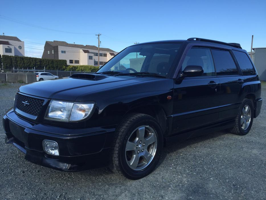 how to clean subaru forester engine