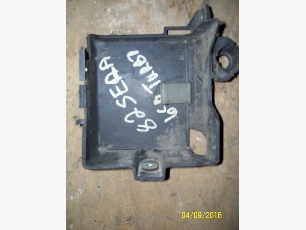 Yamaha Seca 650 turbo XJ650LJ toolbox tool box