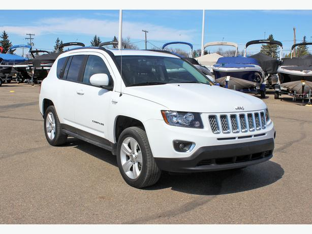 2015 jeep compass high altitude 4x4 leather seats sunroof outside south saskatchewan regina. Black Bedroom Furniture Sets. Home Design Ideas