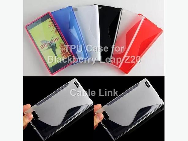 TPU Protective Case for Blackberry Leap Z20