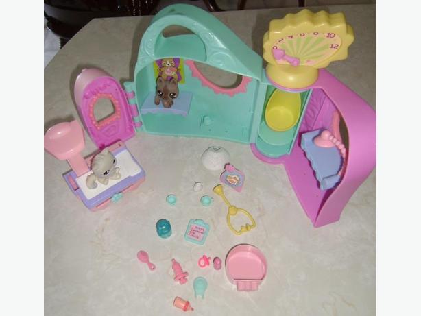 Little Pet Shop Nursery