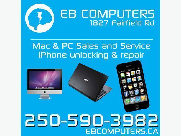 Current Used Apple Mac Computer Inventory @ EB Computers - 90 Day Warranty!