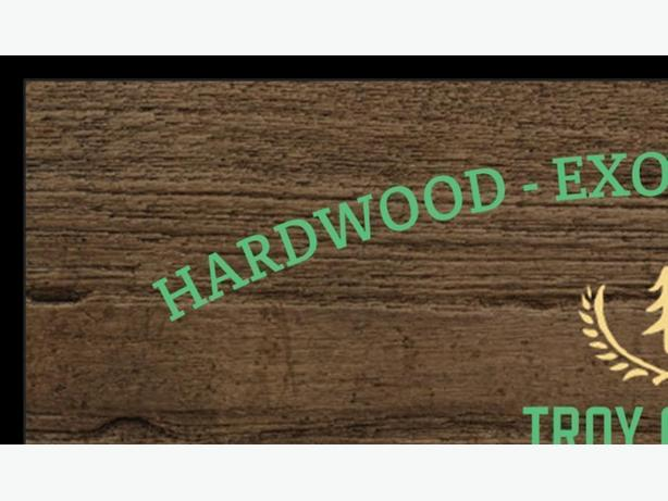 I buy hardwood/ exotic wood collections