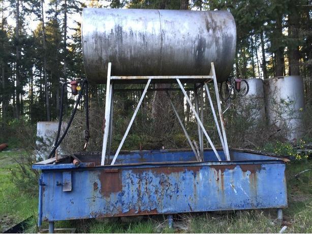 duel fuel tank