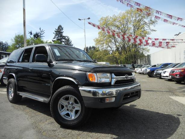 2002 Toyota 4runner LOADED