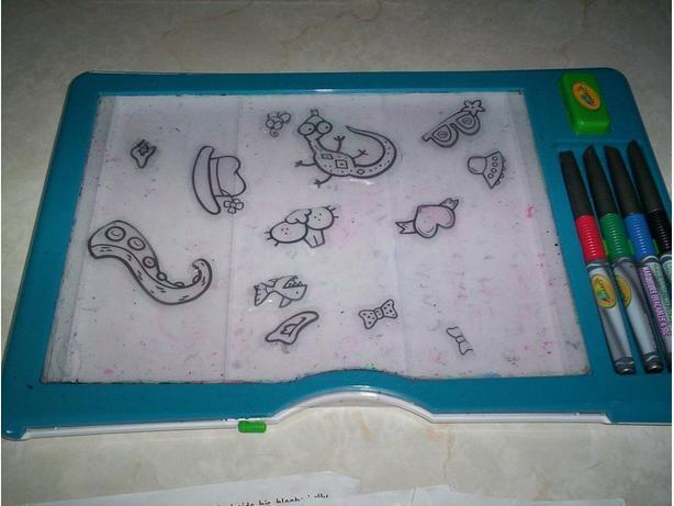 Crayola Erase Board