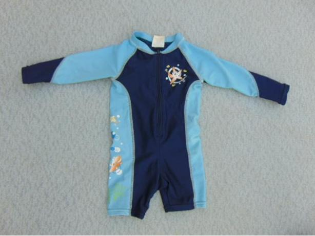 Uv Ray Sun Protective Clothing Children 39 S Size 18 Month