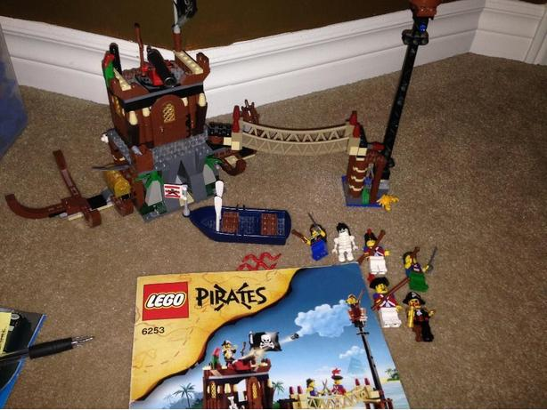 lego pirates limited edition