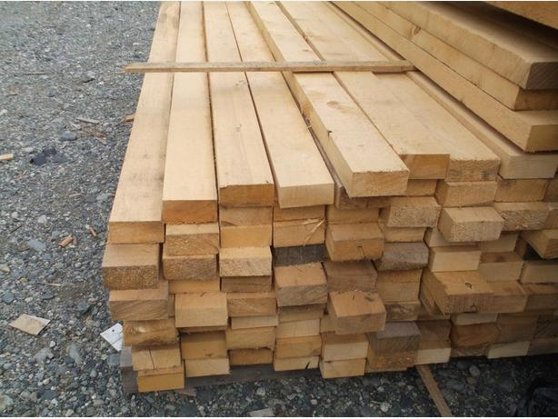 Yellow Cedar Fencing
