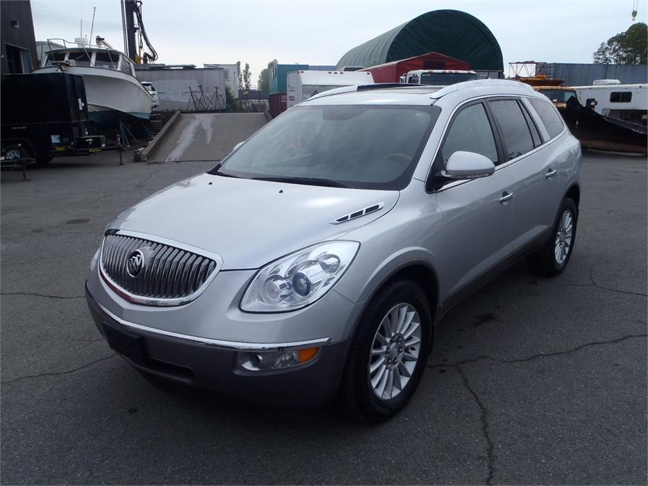 2010 buick enclave cxl awd 3rd row seating burnaby incl new westminster vancouver mobile. Black Bedroom Furniture Sets. Home Design Ideas
