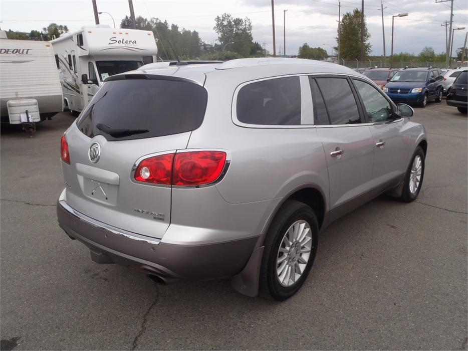 Moncton Buick Enclave >> 2010 Buick Enclave CXL AWD 3rd row seating Burnaby (incl ...