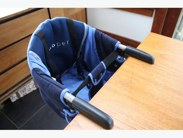 Zooper Hook On High Chair