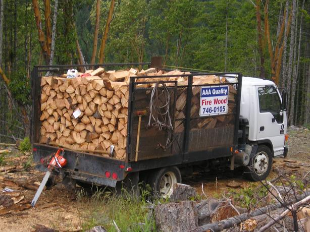 AAA Quality Firewood