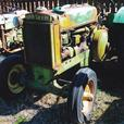 Antique Tractors and Equipment