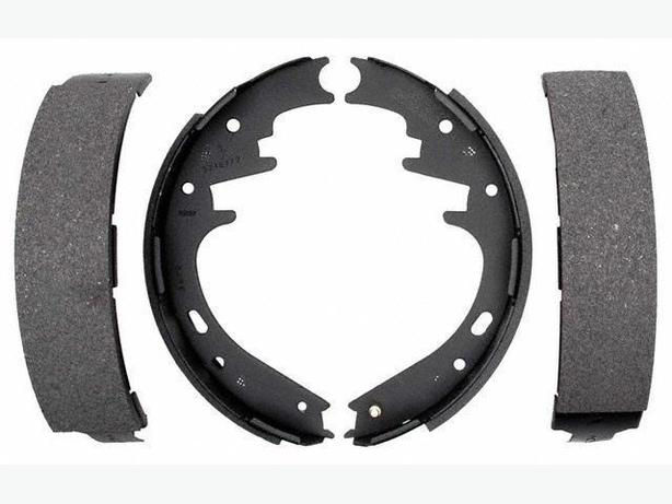 Rear Brake Shoe Set - NEW  (Dodge Van - Truck  98-04)