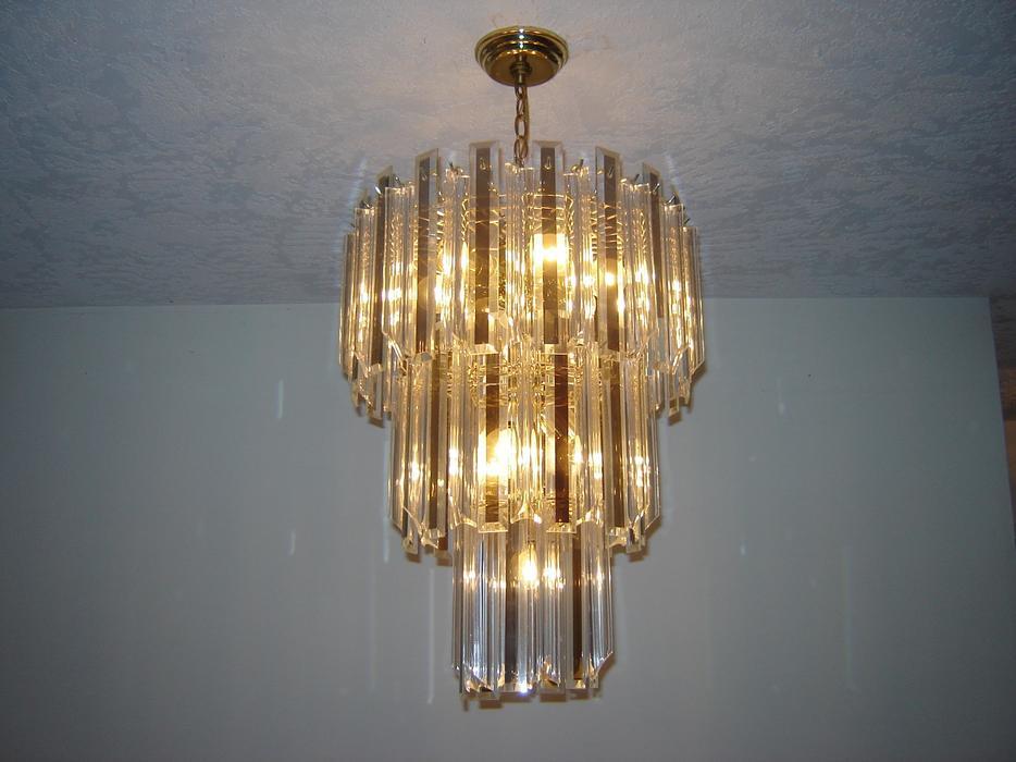 Chandelier And Lamp Set Victoria City Victoria