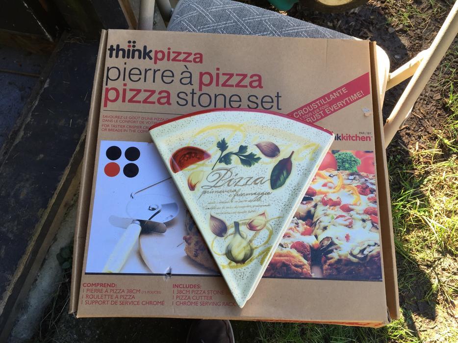 Pizza Stone Kitchener