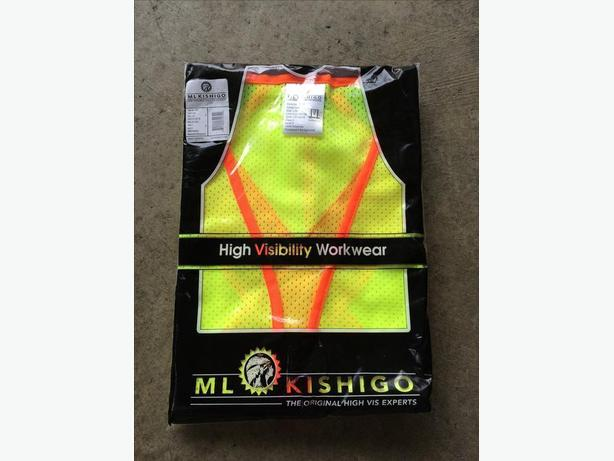 High Visibility Workwear Vest