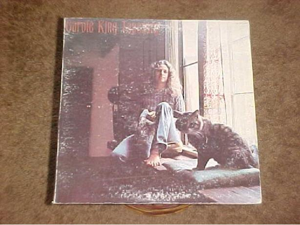 CAROLE KING TAPESTRY VINYL LP