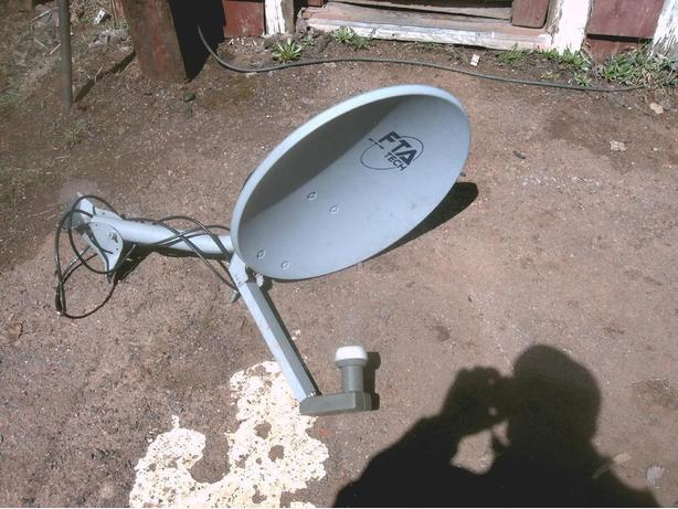 free to air satellite dish with one eye for $35. ph calls only 9028593250