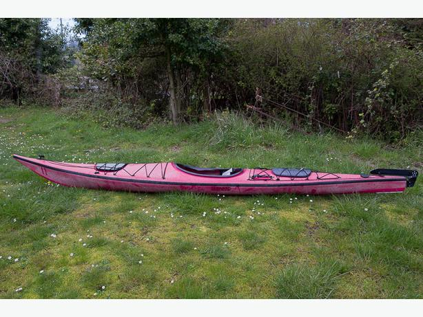 Seaward Navigator Single Sea Kayak