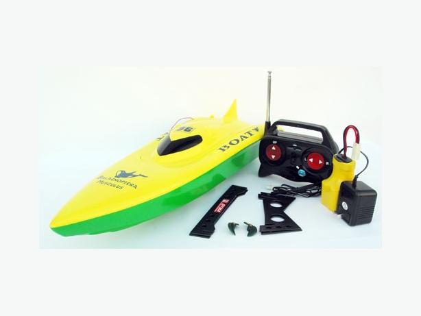 NEW - Cobra R/C electric powered racing boat